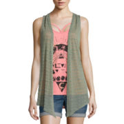 Self Esteem Tank Top and Sweater Vest Set
