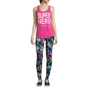 jcpenney.com | Fifth Sun™ Tank Top, Short-Sleeve Tee or Leggings