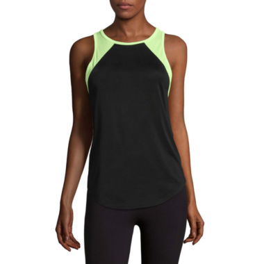 jcpenney.com | City Streets® Colorblock Tank Top - Juniors