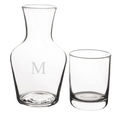 jcpenney.com | Cathy's Concepts Personalized 16.75-oz. Bedside Water Carafe Set