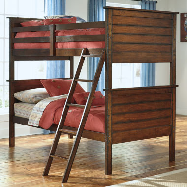 jcpenney.com | Signature Design by Ashley® Ladiville Bunk Bed