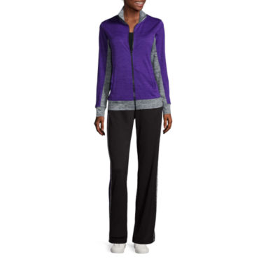 jcpenney.com | Made for Life™ Knit Colorblock Jacket or Colorblock Pants