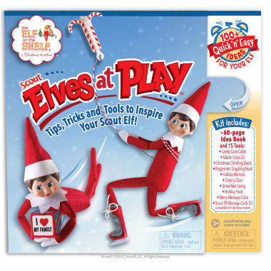 jcpenney.com | The Elf on the Shelf® Scout Elves at Play Book