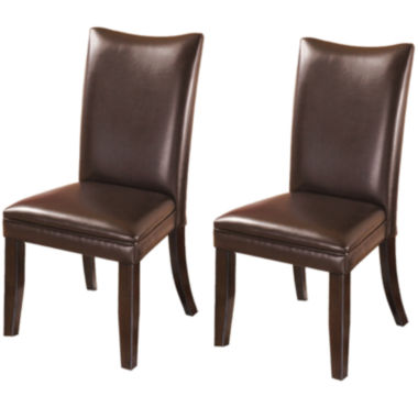jcpenney.com | Signature Design by Ashley® Charrell Set of 2 Side Chairs