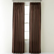 Royal Velvet® Encore Pinch-Pleat Curtain Panel Pair