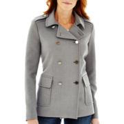Liz Claiborne® Pea Coat
