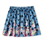 Disney Minnie Mouse Floral Print Skirt - Girls 6-16