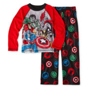 Avengers 2-pc. Pajama Set - Boys 4-12