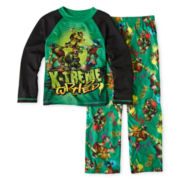 Teenage Mutant Ninja Turtles Extreme 2-pc. Pajama Set - Boys 4-12