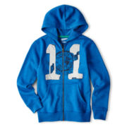 Arizona Full-Zip Graphic Hoodie - Boys 6-18