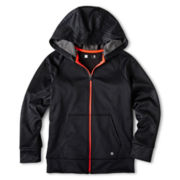 Xersion™ Solid Full-Zip Fleece Hoodie - Boys 6-18