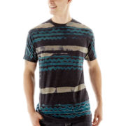 Burn Stripe Tee