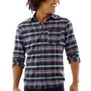 Vans® Long-Sleeve Woven Shirt