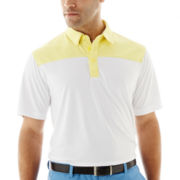 CBUK® Colorblock Yoke Polo