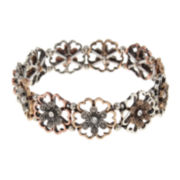 Decree® Flower Stretch Bracelet