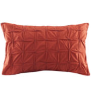 INK+IVY Jane Oblong Embroidered Decorative Pillow