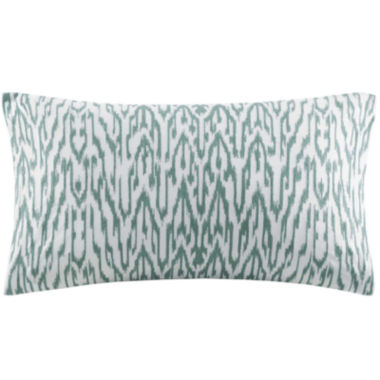jcpenney.com | INK+IVY Martina Oblong Embroidered Decorative Pillow