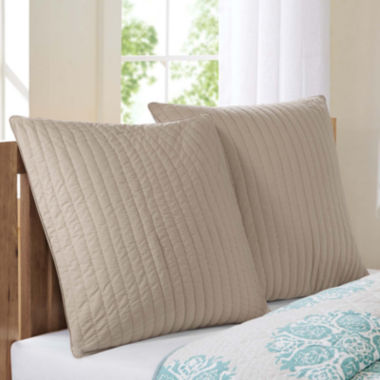 jcpenney.com | INK+IVY Camila Quilted Euro Sham