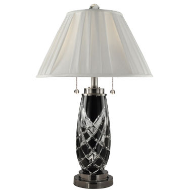 jcpenney.com | Dale Tiffany™ Black Shield Table Lamp
