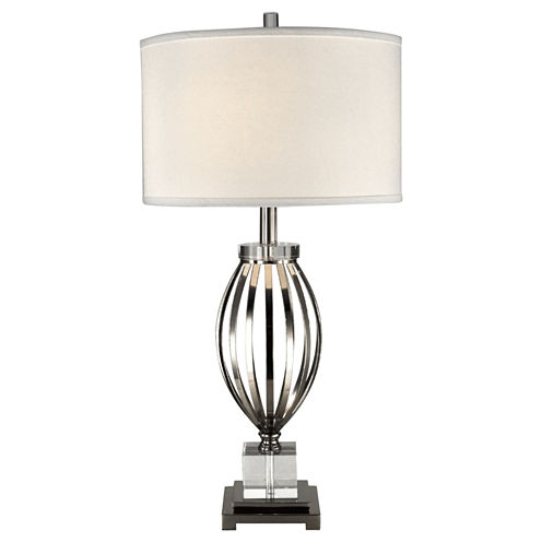 Dale Tiffany™ Bird Cage Crystal Table Lamp