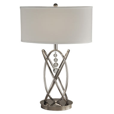 jcpenney.com | Dale Tiffany™ Jupiter Crystal Table Lamp