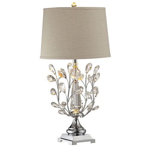 Dale Tiffany™ Crystal Blossom Table Lamp