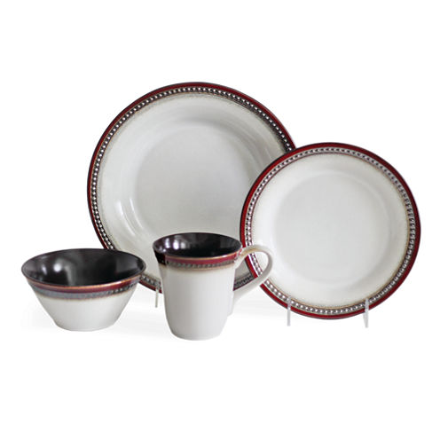 Baum Bellpoint 16-pc. Dinnerware Set