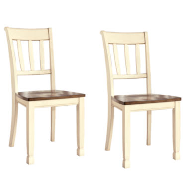 jcpenney.com | Signature Design by Ashley®  WHITESBURG DINING CHAIR SET OF 2