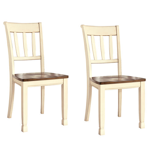 Signature Design by Ashley®  WHITESBURG DINING CHAIR SET OF 2