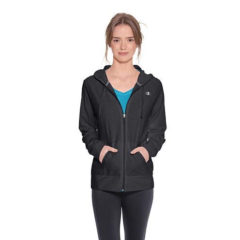 Champion® Jersey Jacket