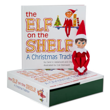 jcpenney.com | The Elf on the Shelf® A Christmas Tradition - Boy, Blue Eyes