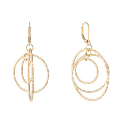 monet jewelry drop earrings jcpenney