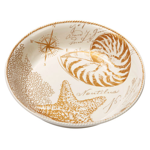 Certified International Coastal Discoveries Pasta Bowl