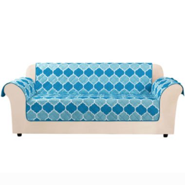 jcpenney.com | SURE FIT® Furniture Flair Spice Market 1-pc. Sofa Slipcover