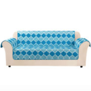 SURE FIT® Furniture Flair Spice Market 1-pc. Sofa Slipcover