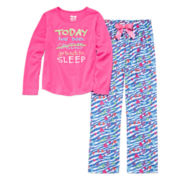 Sleep On It Today Has Been Canceled 2-pc. Sleep Pants Set - Preschool Girls 4-6x