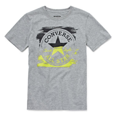 jcpenney.com | Converse Short-Sleeve Chuck Taylor Graphic Tee - Boys 8-20