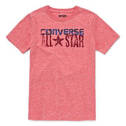 Converse Short-Sleeve Chuck Taylor Graphic Tee - Boys 8-20