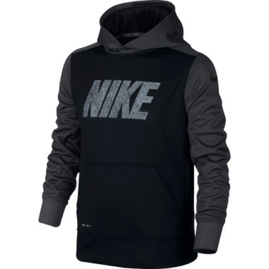 jcpenney.com | Nike® Therma-Fit Fleece Pullover Hoodie - Boys 8-20