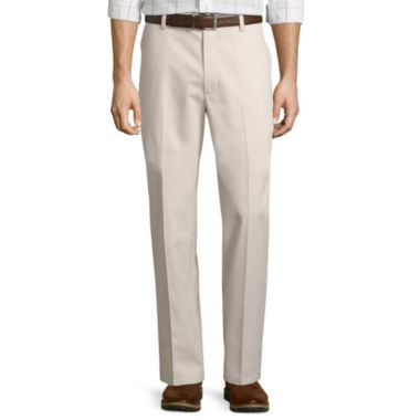 jcpenney.com | St. John's Bay® Easy-Care Classic Flat-Front Pants