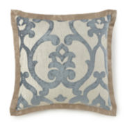 "Alexandria 18"" Square Decorative Pillow"