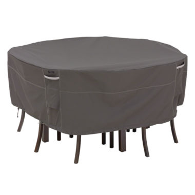 jcpenney.com | Classic Accessories® Ravenna Large Round Table & 6 Chairs Set Cover