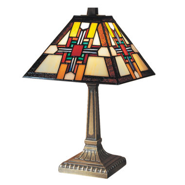 jcpenney.com | Dale Tiffany™ Morning Star Accent Lamp
