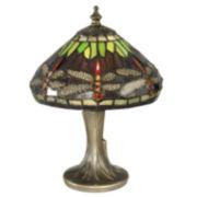 Dale Tiffany™ Dragonfly Mini Lamp