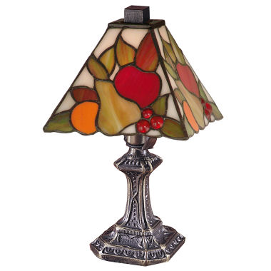 jcpenney.com | Dale Tiffany™ Mini Fruit Accent Lamp