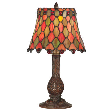 jcpenney.com | Dale Tiffany™ Tiffany Manti Accent Table Lamp