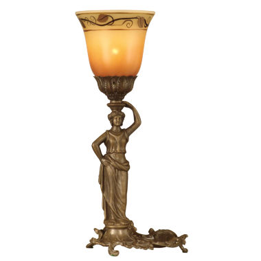 jcpenney.com | Dale Tiffany™ Lady Accent Lamp