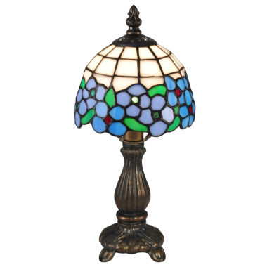 jcpenney.com | Dale Tiffany™ Daisy Mini Lamp