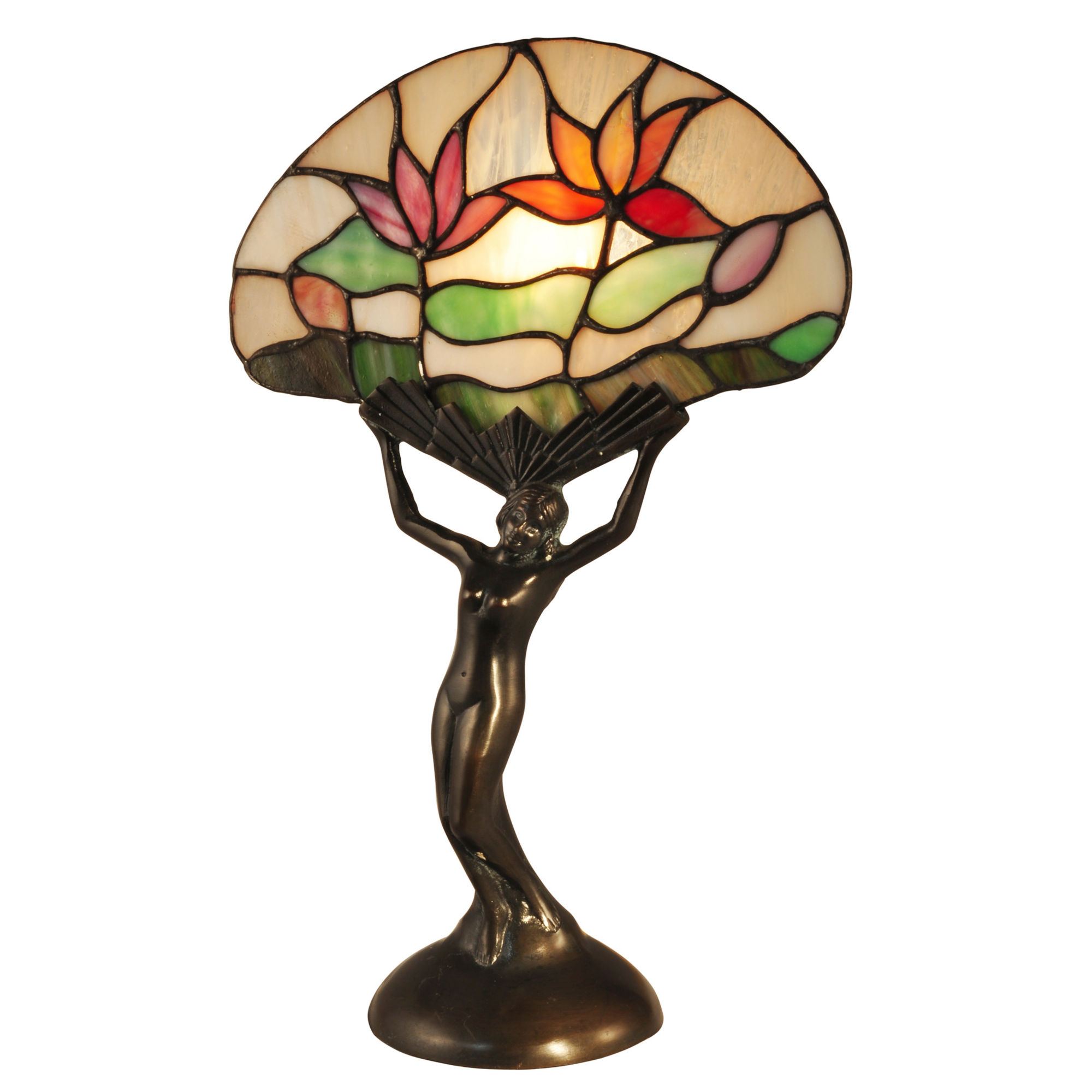 Dale Tiffany 2 Light Poelking Lily Lamp Coupons