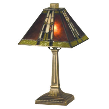 jcpenney.com | Dale Tiffany™ Charwood Accent Lamp